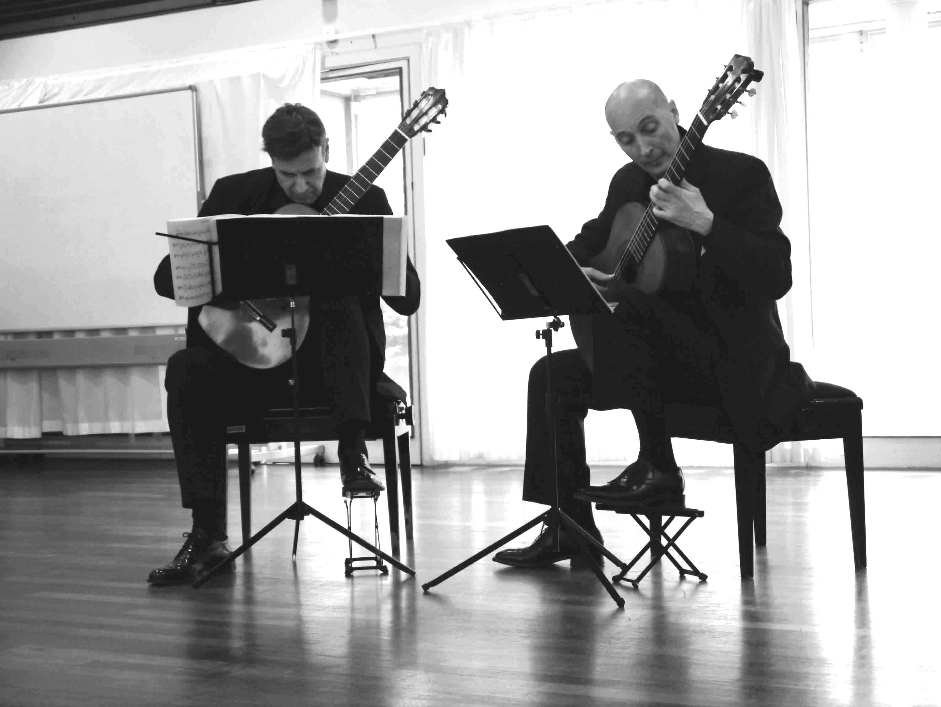Tartini Guitar Duo
